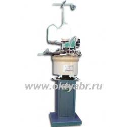Носочная кеттельная машина (полуавтомат для зашивки мысков) SLM-11