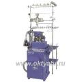 Носочный вязальный автомат (мужские, женские, детские носки и колготки) SKM-1-6P. В комплекте ДВИГАТЕЛЬ вакуумного отбора готовых изделий.