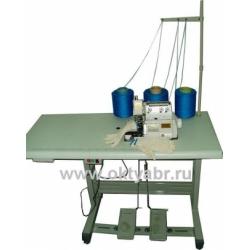 Перчаточный оверлок (для обметывания манжеты) SALUT-700