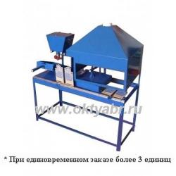 Станок для нанесения ПВХ покрытия на рабочие перчатки ППМ-1-М2